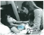 Madeline Smith, Hammer Horror ' Vampire Lovers' genuine signed autograph 10x8  10678